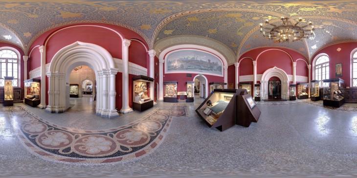 Государственный исторический музей, 13 зал